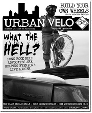 Urban Velo #6 - What the Hell?