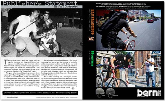urban velo issue 21 page 12-13