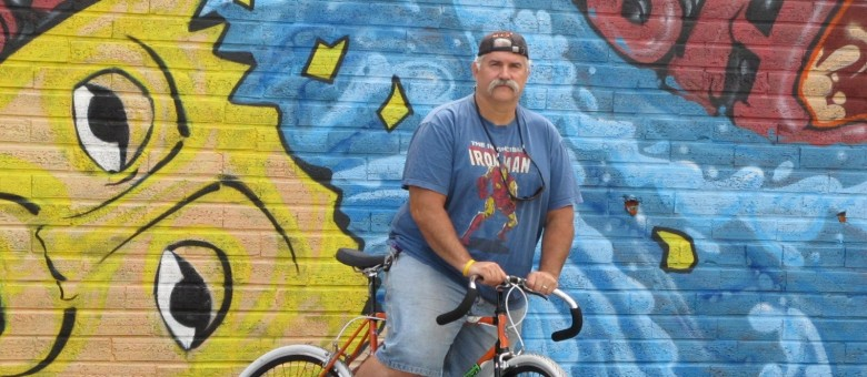 I Love Riding in the City – Jeff Bequette